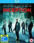Inception Blu-Ray (Pre-Order) £14.99 Tesco Entertainment