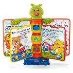 Fisher Price Laugh & Learn storybook rhymes book £6.97 Wilkinsons