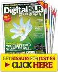 Digital SLR Photography magazine 5 issues for £5