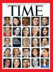 Time Magazine - 54 issues for £24.99 (save 84%) plus a free £5 W H Smith Voucher @ The Magazine Group