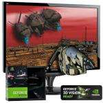 "22"" Viewsonic 3D Monitor & NVIDIA 3D Vision Glasses £258.46 @ Scan"
