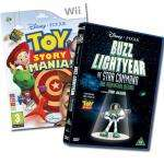 Toy Story Mania with Bonus Disney Pixar Buzz Lightyear of Star Command DVD (Wii) £12.99 Delivered @ GAME + cashback + reward points