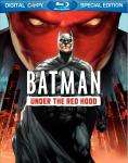 Batman: Under The Red Hood BLURAY £11.56 delivered @ Amazon USA