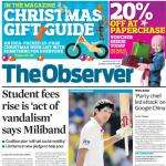 Sunday newspaper offers - see post - Observer/ Mail/ Star