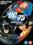 DC Comics 75th Anniversary Collection (10 Disc) DVD  £10.95 @thehut.com. Cheaper with Walkers and Quidco.
