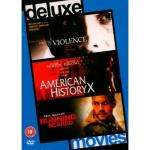 History of Violence/American History X/Running Scared (DVD) £7.05 @ PriceMinister