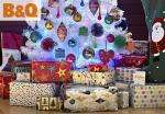 50% OFF ALL xmas tree decorations @ B&Q - 4 days only