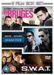 In Bruges / Miami Vice / S.W.A.T. (DVD boxset) £5.99 @ Powerplay Direct