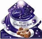 Cadbury Christmas Cake Selection - Half Price - £1.50 at Tesco