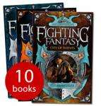 Fighting Fantasy Collection - 10 Books - £9.99 @ The Book People