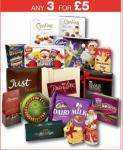 Seasonal Chocolates 3 for £5 @ One Stop