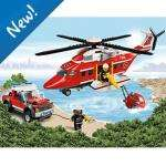 Lego City Fire Helicopter £14.25 @ Asda instore and online