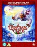 Disney's Christmas Carol Triple Play (inc. 3D Bluray) £17.99 (£16.56 w/Quidco) at Tesco Entertainment