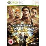 WWE Legends Of Wrestlemania (xbox 360) £6.99 @ Sainsburys Entertainment