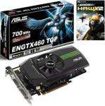 Asus GeForce GTX 460 Direct CU TOP 768MB GDDR5 PCI-E HAWX2 PC £111.61 (inc free delivery for forum members) @ Overclockers