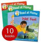 Read At Home Floppy Phonics Collection - 10 Books - £6.99 delivered at The Book People