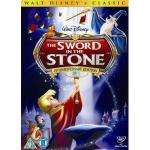 WALT DISNEY SWORD IN THE STONE SPECAIL EDITION DVD NEW £6.58 del at argos outlet