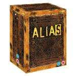 Alias 1-5 The Complete Set DVD £26.97 Delivered @ Amazon