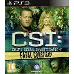 PS3 / XBOX 360 Game CSI Fatal Conspiracy - £9.99 @ Play.com