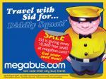 London, St Pancras to Sheffield (Train) £1 @ Megabus