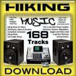 music to lose your xmas weight too - Hiking Music £6.99 [MP3] @ Amazon
