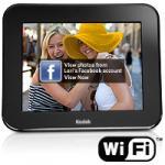 KODAK PULSE Digital Frame / 7 in. £64.98 at Kodak online shop (plus 10% Quidco)