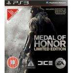 MEDAL OF HONOR LTD EDITION PS3 AND XBOX360 £19.99 @ Sainsburys INSTORE