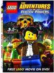 Lego - The Adventures Of Clutch Powers (DVD) - £6.44 Delivered @ Blockbusters