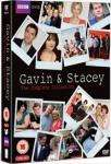 Gavin And Stacey - Series 1-3 And 2008 Christmas Special Box Set £14.99 @Tesco