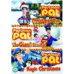 Postman Pat - Christmas Eve / The Giant Snowball / Magic Christmas - 3 DVD Box Set £7.47 @ Amazon
