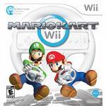 Mario Kart With Wheel £18 @ PC World