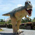 Life Sized Tyrannosaurus Rex Dinosaur Replica FREE DELIVERY, 32,999.32 @ DrinkStuff