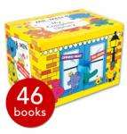 Mr. Men My Complete Library Collection - 46 Books - £29.99 @ The Book People, plus 6% Quidco + free delivery
