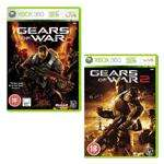Gears of War 1 & 2 £7.99 Xbox 360 Preowned from Gamestation