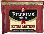 Pilgrims Choice Extra Mature Cheddar (400g) £3.99 BOGOF & Others at Tesco
