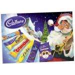 Cadbury Santa Selection Box Medium 6 Bars Half Price - £1.50 - TESCO