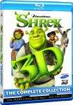 Shrek 3D Collection £19.95 + £.3.50 p+p @ RGB Direct