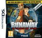 Runaway: Twist Of Fate (Nintendo DS) £9.93 incl. delivery @ The Hut