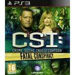 CSI: Fatal Conspiracy on Ps3/Wii/PC £9.95  @ Zavvi (further 10% discount with a Walkers code)