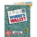 Wheres Wally (mini book) £1.79 Delivered @ Amazon