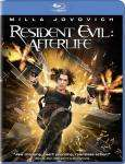 Resident Evil 4 Afterlife (Blu-ray) @Base + 4% Quidco