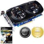 Gigabyte Custom Cooled GTX 460 OC 1GB + FREE H.A.W.X 2 game just £138.64 @ scan today only