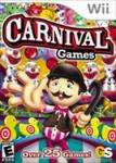 Carnival: Fun Fair Games for Nintendo Wii £7.99 delivered at Tesco