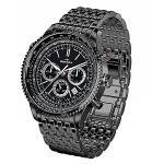 Exclusive Rotary Men's Black Ocean Watch £125.00 @ H. Samuels delivered (rrp 250.00)