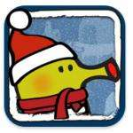 Doodle Jump Christmas Special 59p on iTunes for iPhone, iPod Touch & iPad - with FREE future updates
