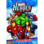 Marvel Super Hero Squad Annual 2011 [Hardcover] / Marvel Heroes 2011 (Annual) [Hardcover] only £1 @ Poundland