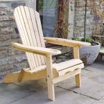 Adirondack Arm  Chair £78.99 Delivered RRP£149 @ Amazon (via True shopping LTD)