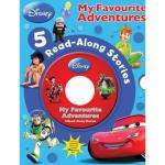 Disney Read Along Collections 5 Books & Cds - 2 for £10 in WHSMITHS