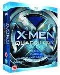 X-Men Quadrilogy Blu-Ray £15.95 delivered @ Zavvi