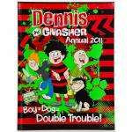 Dennis And Gnasher Annual 2011 £1 @ Poundland